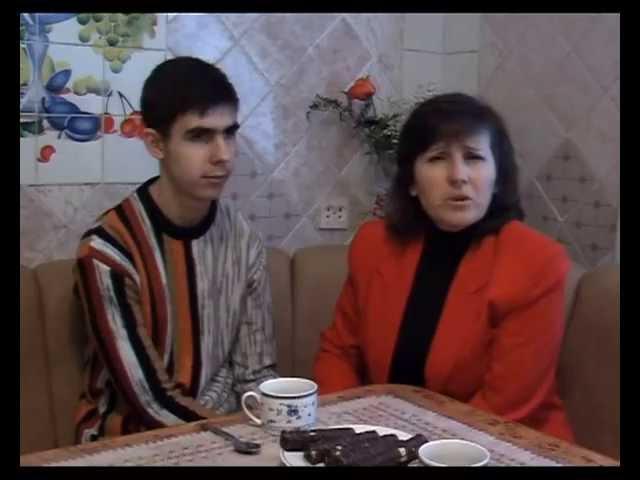 Исцеление от ДЦП Ваня и Ольга Ашитковы 2008 год