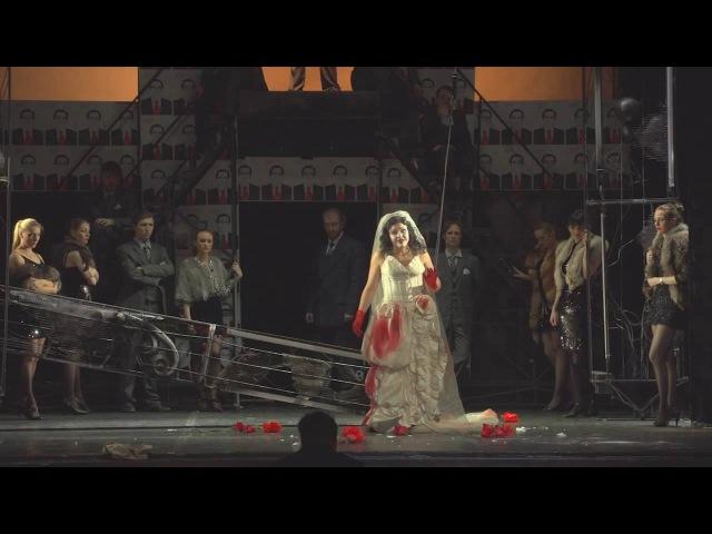 Ария Лючии Il dolce suono опера Лючия ди Ламмермур