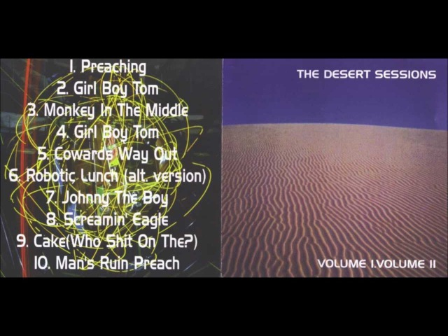 The Desert Sessions Vol 1 2