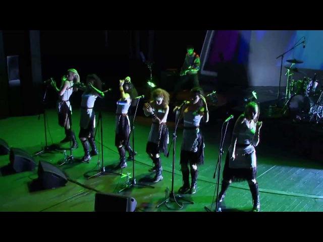 VRELO Kuco moja Live @ KC Ruma 2012 World Music Fusion