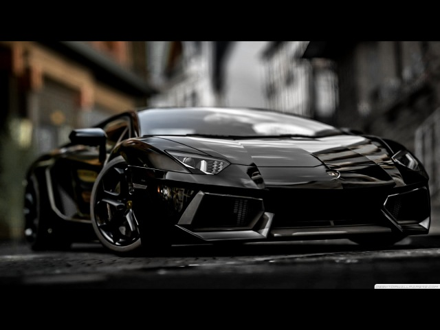 Lamborghini Aventador National Geographic