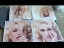 Gwen Stefani 'This Is What The Truth Feels Like' Deluxe Lithograph Set Unboxing