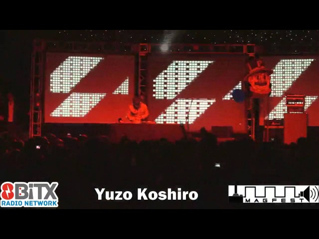 Magfest 11 Yuzo Koshiro Ustream Footage