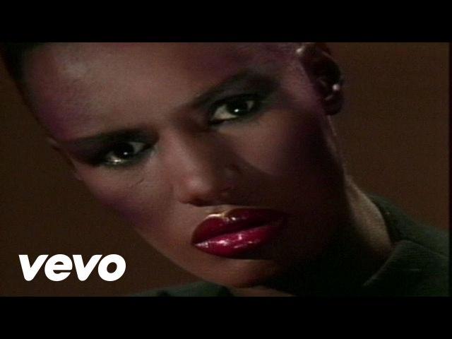 Grace Jones I've Seen That Face Before Libertango Official Video