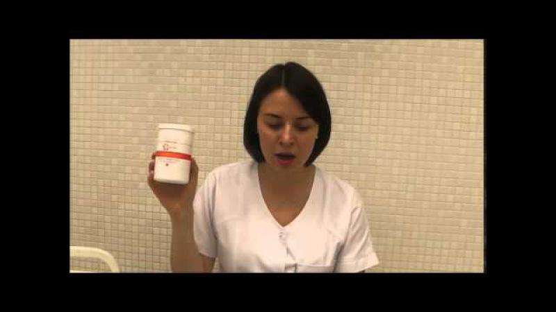 Альгинатные маски Christina видеоуроки от Марии Шестухиной