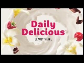 Коктейли Daily Delicious SmartFood