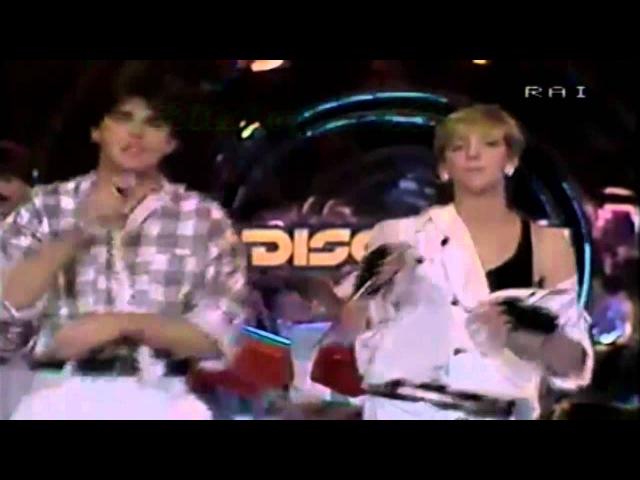Martinelli--Voice In the night (Video live RAI Discoring 1983).HD