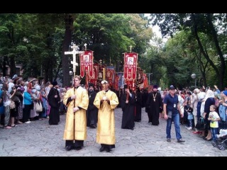 Крестный ход на Украине: С победой вас, православные!
