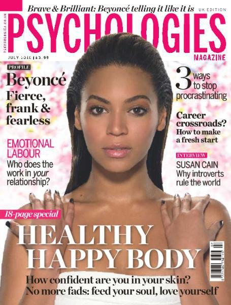 Psychologies UK - July 2016