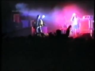 ✩ Концерт рок групп ЧК и КИНО в Уфе 8 апреля 1990 год Виктор Цой
