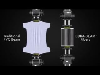 Надувной матрас-кровать - Intex Dura-Beam™ with Fiber-Tech™