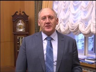 Поздравление вице-губернатора Санкт-Петербурга с 8 марта