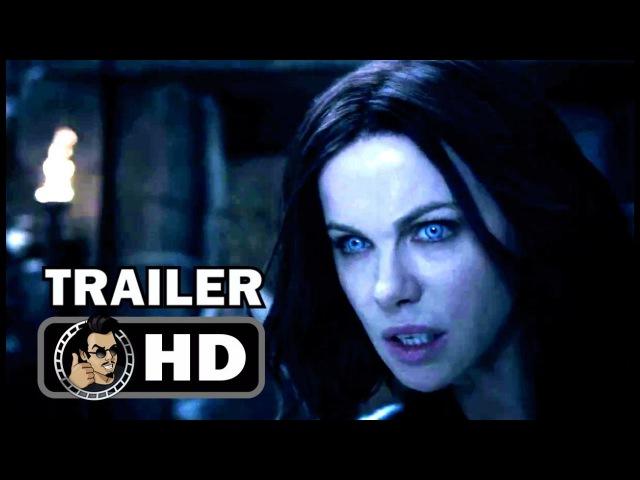 UNDERWORLD: BLOOD WARS - International Trailer 4 (2017) Kate Beckinsale Action Horror Movie HD