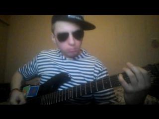 Malrun rise from sorrow(guitar cover)