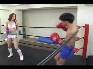 Si-12 the real female boxing