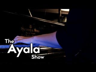 Natacha Atlas - Hayati Inta - Live On The Ayala Show
