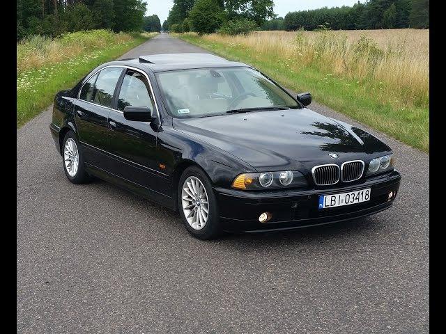 Prezentacja BMW E39 530d SPRZEDAM