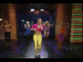 Pussycat Dolls - Jai ho (Regis and Kelly - 12th March 2009)