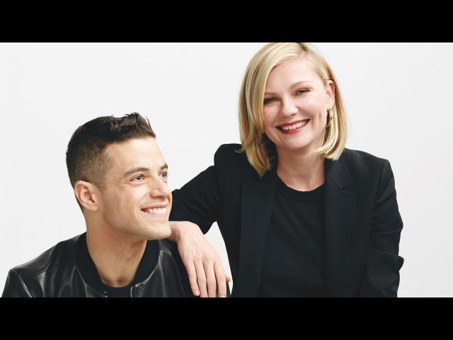 Kirsten Dunst Rami Malek Actors on Actors Full Conversation