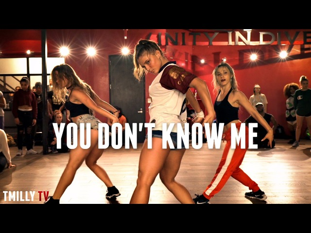 Jax Jones You Don't Know Me ft RAYE Choreography by Eden Shabtai TMillyTV