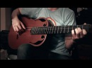 The Witcher 3 Blood and Wine - Living World played on Modern Classical Guitar /w Tabs