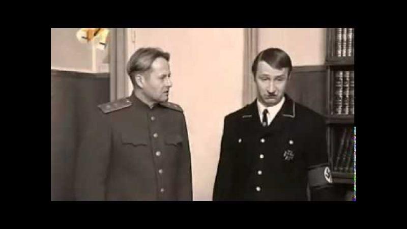 6 кадров Сталин и двойник Гитлера