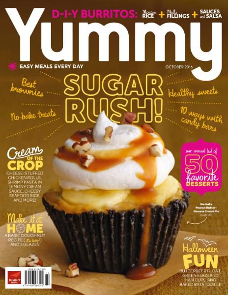 Yummy Magazine - October 2016