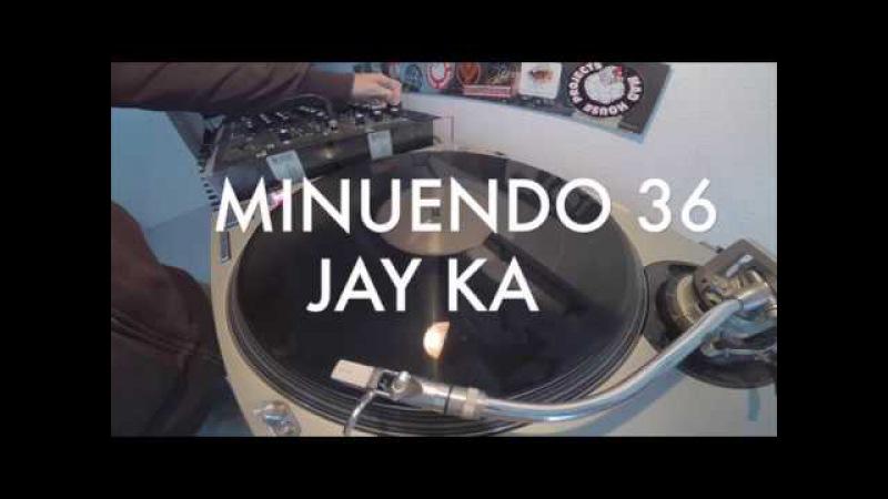 Playing Minuendo 36 TestPress by Jay Ka Dubbyman Remix