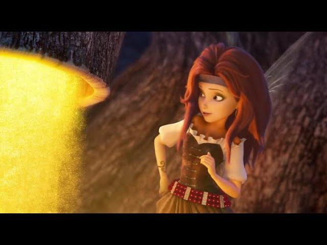 AMV Зарина Zarina The Pirate Fairy Феи Загадка пиратского острова