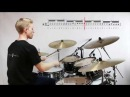 Daily Chops 1 - Inverted Paradiddle Drum Fill