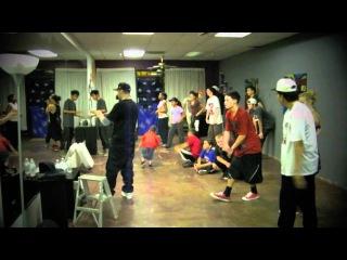 Toprocks w/ Mr. Wiggles - Recap| The Jukebox Dance Studio| Step x Step Dance