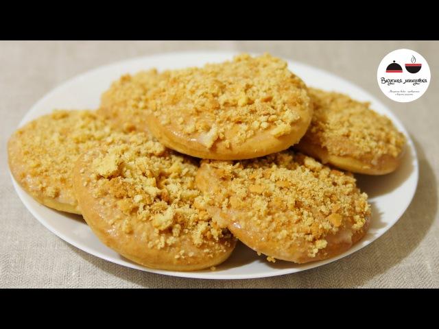 Коржики из детства Рецепт сметанных коржиков Sour cream biscuits