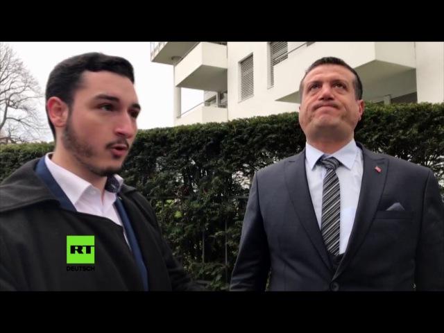 """RT-Interview mit AKP-Vorsitzenden """"Türkische Gesellschaft von deutscher Doppelmoral enttäuscht"""""""