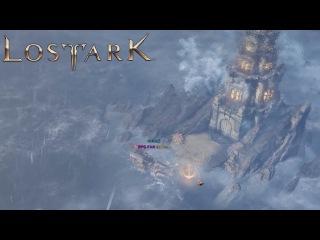 Lost Ark - Berserker - Island of Shadows - CBT2 Gameplay