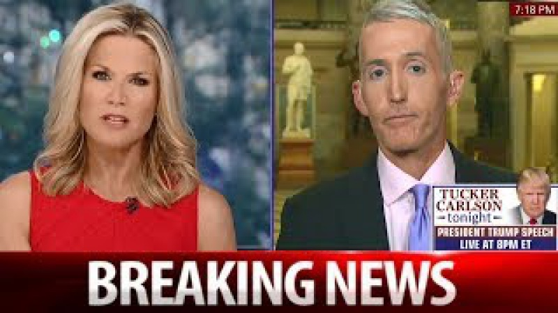 BREAKING NEWS TRUMP 6/22/17: Gowdy on Jeh Johnson Testimony (Loretta Lynch)