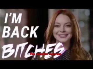 "Lindsay Lohan vuelve a la televisión con ""The Anti-Social Network"""