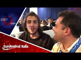Eurovision 2017 - Intervista a Salvador Sobral