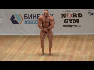 Гостевое позирование.Bodybuilding.Александр Чистяков.Real Cocha