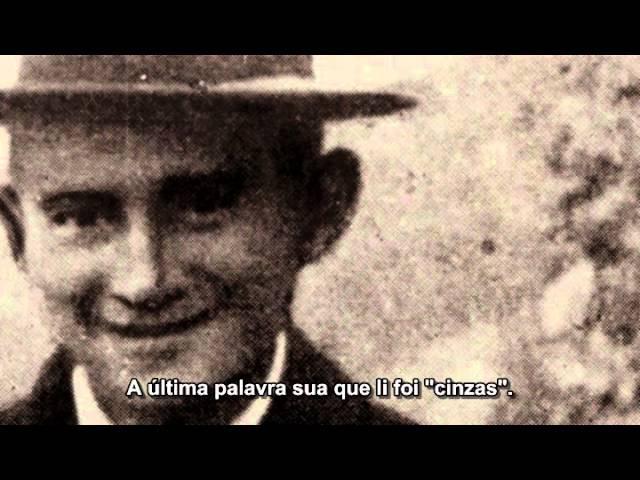 Quem foi Kafka Wer War Kafka 2006 Legendad