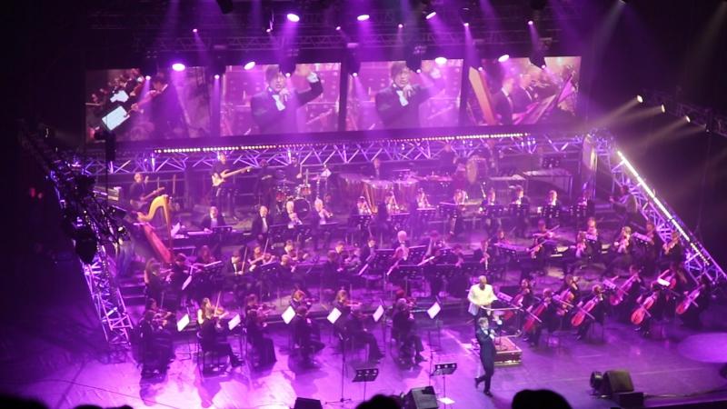 Би 2 с симфоническим оркестром.Варвара.