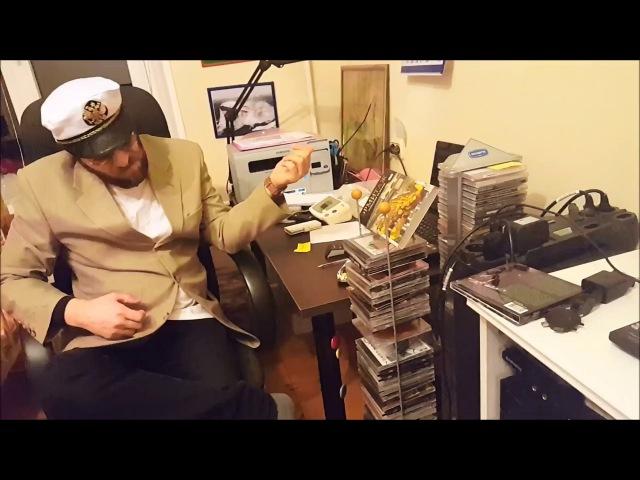 Мишель Сухарев - AirGuitar - Блюз Пати у Базилио на Хате