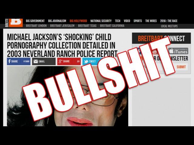 The Michael Jackson Rebuttal Part 1
