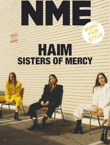 NME 4 August 2017