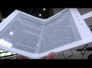 Foldable 10.2 E Ink e-reader, Fashion, Flexible Plastic Logic, Smartwatch, Smart Card and more
