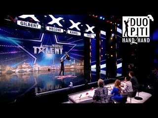 Duo Piti - La France a un incroyable Talent