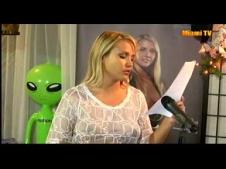 Jenny Scordamaglia / Paola Garay - Miami TV from Colombia - Jenny Live TV Show