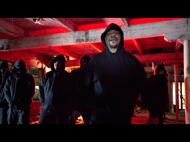 BODY COUNT Black Hoodie OFFICIAL VIDEO