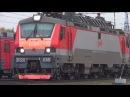 ЭП20-038 с фирменным поездом №102 Москва - Адлер