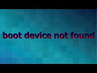Не загружается Windows. Не видит жёсткий диск. ✅
