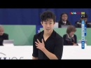 Nathan CHEN SP -- 2017 Grand Prix Final 【ELTA】